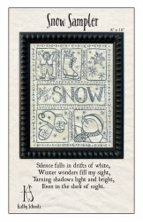 Snow Sampler by Kathy Schmitz