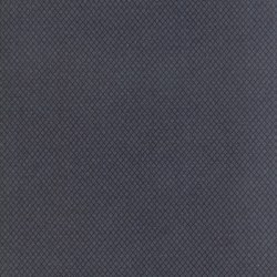 Wool Needle V Diagonal Check Blue