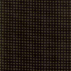 Wool Needle V Sm Buffalo Check Green