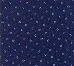 Star Stripe Gath Spinner Blue