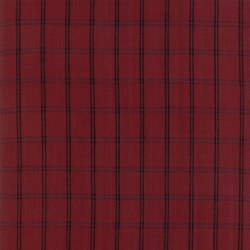 Homespun Gatherings Plaid Red