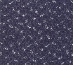 Indigo Gatherings Paisley Navy