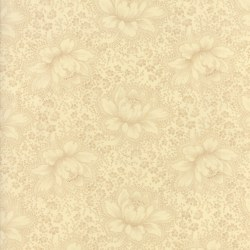 Farmhouse Reds Floral Tonal Tan