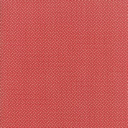 Farmhouse Red Triangles Ivory Red