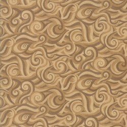 Sew American Cream Swirl