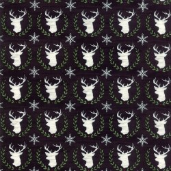 Hearthside Holiday Deer Charco