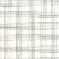 Hearthside Holiday Plaid Snowy