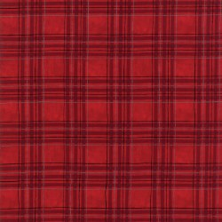 Hearthside Holiday Plaid Berry