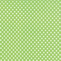 Dot Dot Dash Dot Green