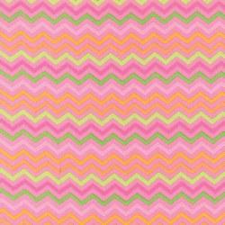 Brighten Up Chevron Pink