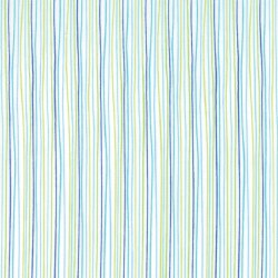 Brighten Up Stripe Blue Green
