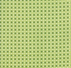 Mamas Cottage Plaid Lime