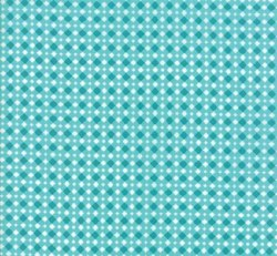 Mamas Cottage Plaid Aqua