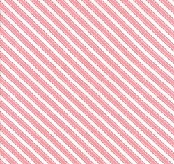 Mamas Cottage Stripe Pink