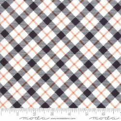 Midnight Magic Plaid GhostMidn