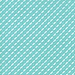 Lulu Lane Stripe Turquoise