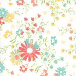 Sunnyside Up Lg Floral Fluffy