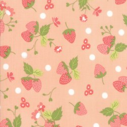 Strawberry Jam Strawberry Blush
