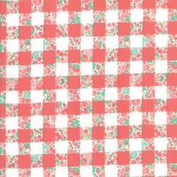 Strawberry Jam Plaid Strawberry