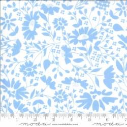 Spring Brook Sm Floral Bluebon