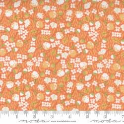 Cozy Up Sm Floral Cinnamon