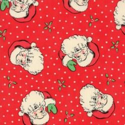 Swell Christmas Santa Red