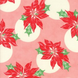 Swell Christmas Poinsettia Pin