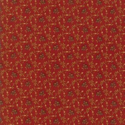 Spice It Up Floral Redder Rust