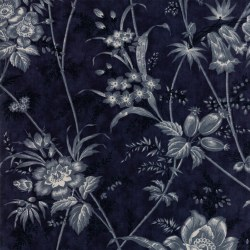 Holly Woods Lg Floral Midnight