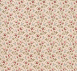 Porcelain Calico Blossom