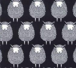 Farm Charm Sheep Kettle Black