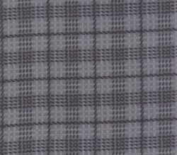 Farmhouse Flannel II Medium Plaid Graphite