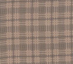 Farmhouse Flannel II Medium Plaid Toast