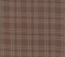 Farmhouse Flannel II Medium Plaid Mocha