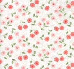 Nest Sm Floral Eggshell Blush