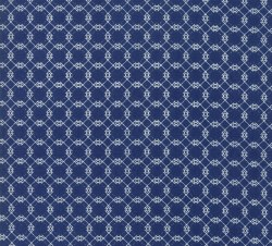 Garden Variety Lattice Navy