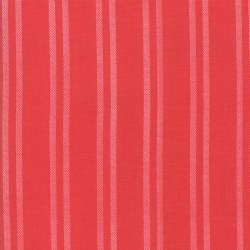 Little Tree Stripe Cranberry