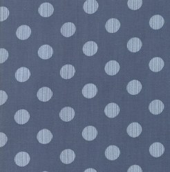 Harvest Road Dots Indigo Stash Builder
