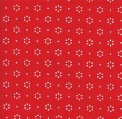 The Good Life Circle Dot Red