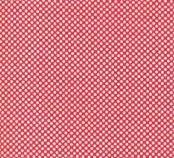 Vintage Holiday Dots Red