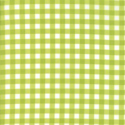 Vintage Holiday Gingham Grn