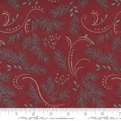 Warm Winter Wishes Pine Red