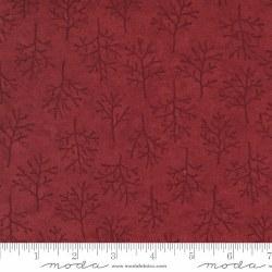 Warm Winter Wishes Branch Red