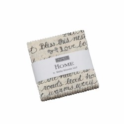 Home Mini Charm Pack