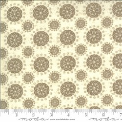 Maryland Motif Linen Wheat