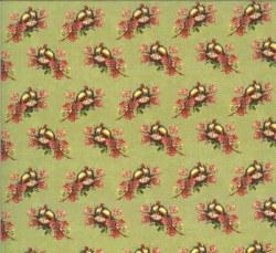 Flea Market Mix Birds Pistachi