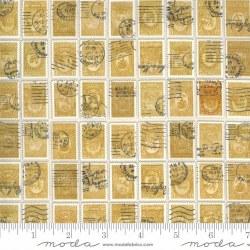 Flea Market Fresh Stamps Gold