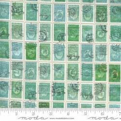 Flea Market Fresh Stamps Aqua