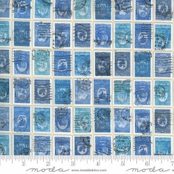 Flea Market Fresh Stamps Blue