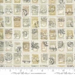 Flea Market Fresh Stamps Parch